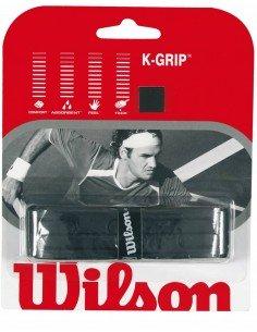 Wilson K grip