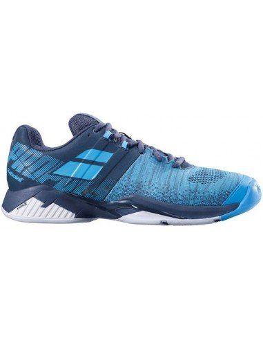 Babolat Propulse Blast Clay Men Grey/Blue
