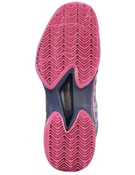 Babolat Jet Mach II Clay Woman Pink/Black