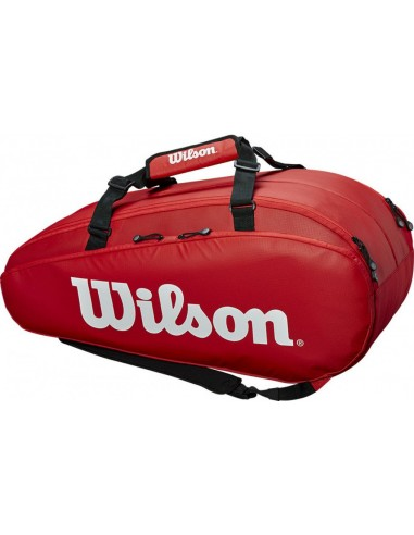 Wilson Tour 2 Comp Large Bag Red
