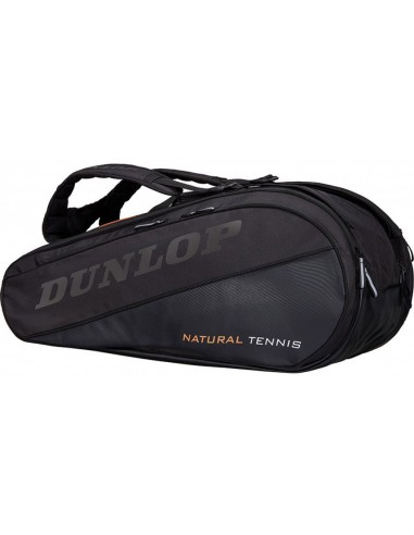 Dunlop NT 12-racketbag (Black) 2019