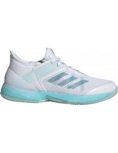 super popular e4ad1 e155d Adidas Adizero Ubersonic 3 X Parley White