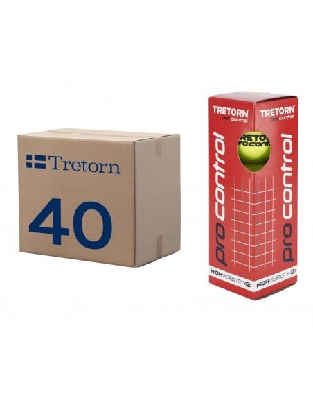 Tretorn Pro Control (Doos 40x 3-pack)