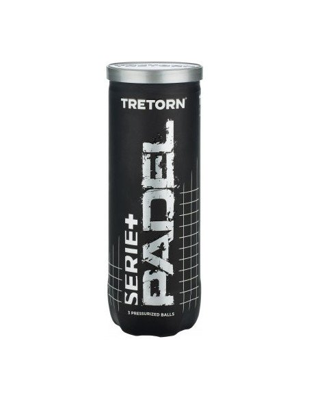Tretorn Serie+ Padel 3-pack (Doos 24x 3-pack)