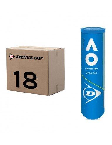 Dunlop Australian Open (Doos 18x 4-pack)