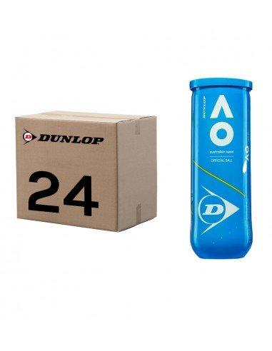 Dunlop Australian Open (Doos 24x 3-pack)