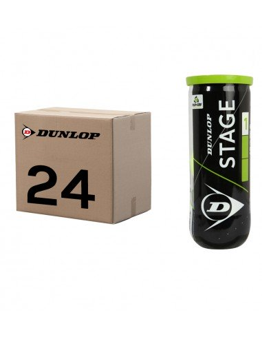Dunlop Mini Stage 1 (Doos 24x 3-pack)