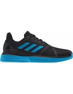 Adidas Courtjam Bounce Clay/Padel Men Black/Blue