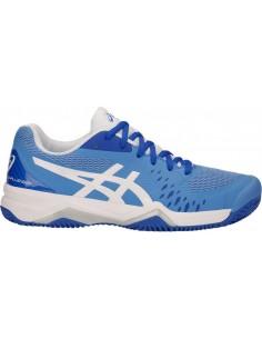 9f0c5eecd25 Asics Gel Challenger Clay Blue/White. Beschikbaar. Tennisschoenen