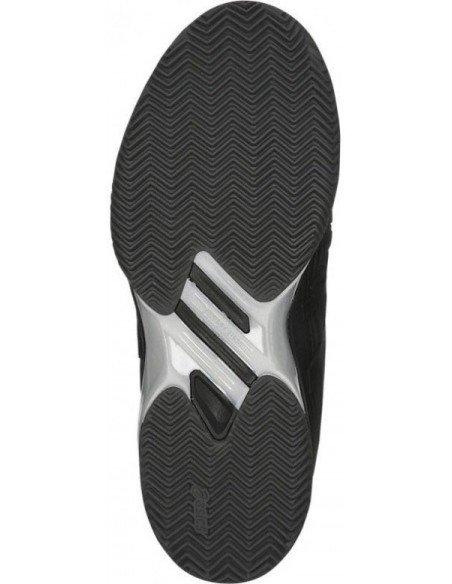 Asics gel Solution Speed FF Clay Black/Silver