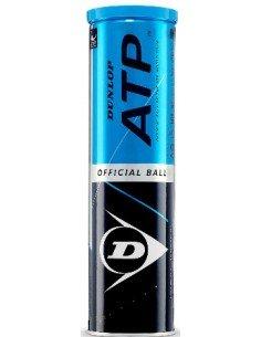 Dunlop ATP Official 4-pack