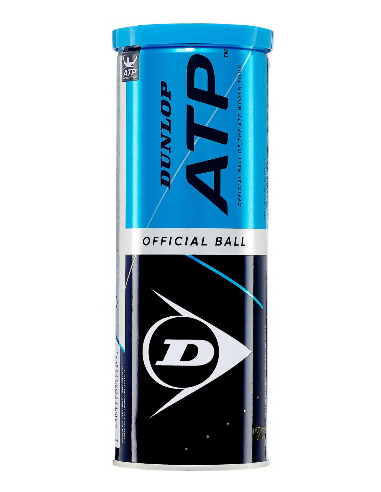Dunlop ATP Official 3-pack