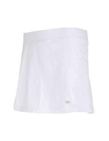 Sjeng Sports Winner Curl Skort Girl White