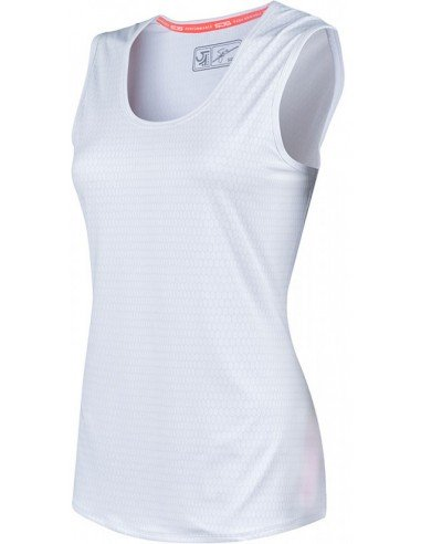 Sjeng Sports Lady Singlet Fay White