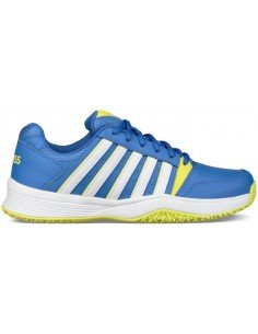 K-Swiss Court Smash Omni Strong Blue