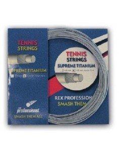 Rex Professional Supreme Titanium Set