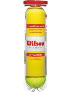 Wilson Championship Extra Duty 4 Pack