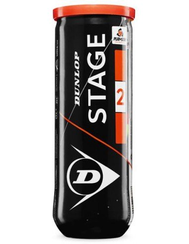 Dunlop tennisbal Stage 2 Orange 2019