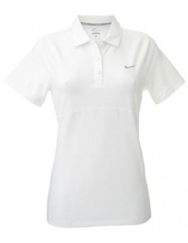Nike Women SPhere SS Polo Wit