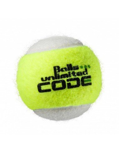 Balls Unlimited Code Green 60 - Geel/Wit