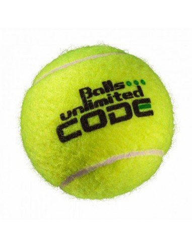 Balls Unlimited Code Green 60 - Geel