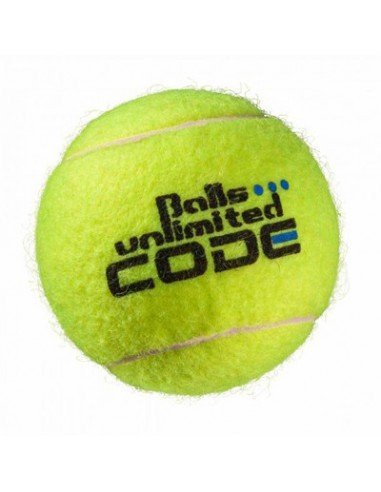 Balls Unlimited Code Blue 60 - Geel