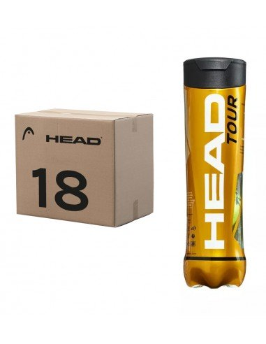 Head Tour (Doos 18x 4-pack)