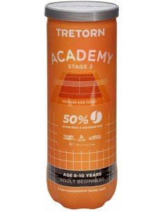 Tretorn Academy Stage 2 3 pack