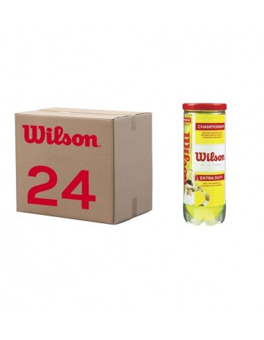 Wilson Championship Extra Duty (Doos 24x 3-pack)