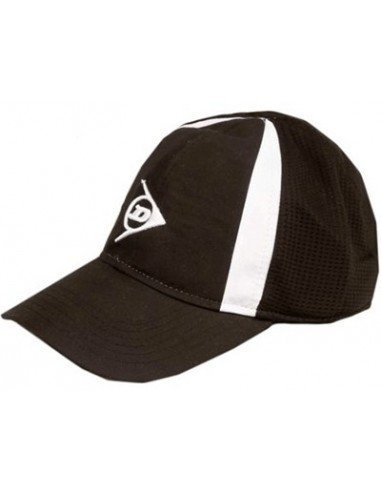 Dunlop Performance Cap Zwart-Wit