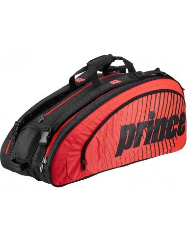 Prince tour challenger black/red
