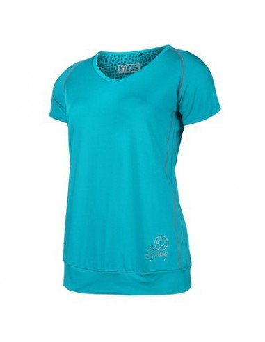 Forrest SS Lady Tee Green