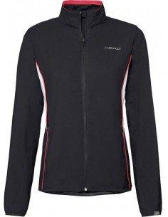 Head Club Tech W Jacket Black