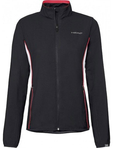 Head Club Tech W Jacket Black