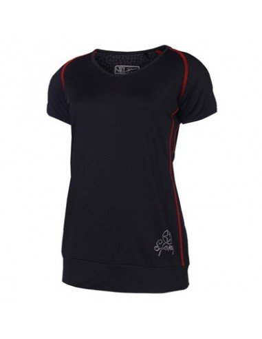 Forrest SS Lady Tee Black