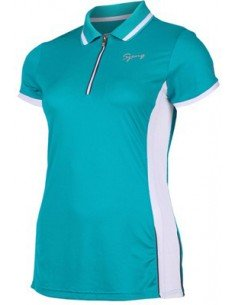 Gympie SS Lady Polo Green