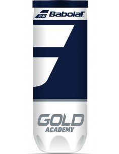 Babolat Gold Academy 3-pack