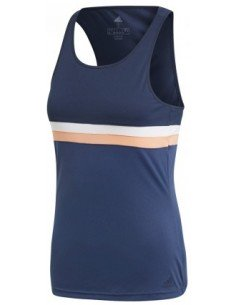 Adidas Club Tank Noble Indigo