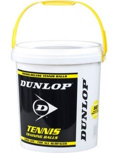 Dunlop TR trainingsballen Geel