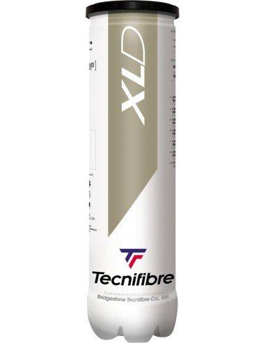 Tecnifibre XLD 4-pack
