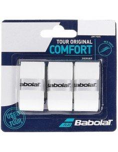 Babolat Tour Original X3 White