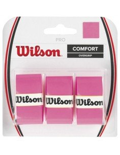 Wilson Pro Overgrip 3-pack pink