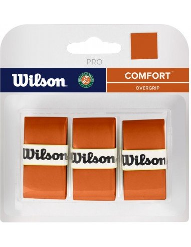 Wilson Pro Overgrip 3-pack Clay