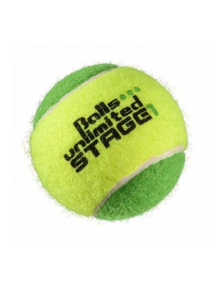Unlimited Balls Stage 1 Green/Yellow 60 stuks
