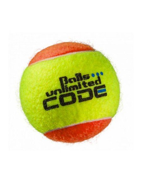Balls Unlimited Code Blue 60 - Geel/Oranje