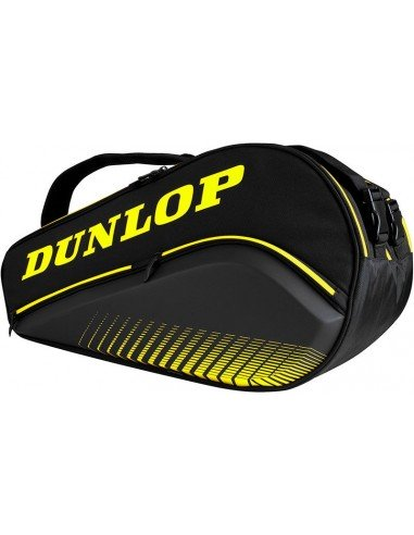Dunlop Padel Paletero Play Black/Yellow