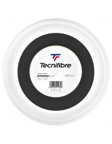 Tecnifibre Synthetic Gut Black