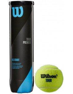 Wilson Tour Premier 4-pack