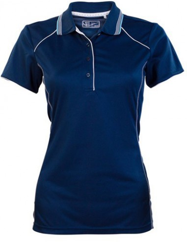 Sjeng Sports Dalla Polo Donker Blauw