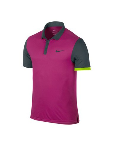 Nike Advantage Polo Fuchsia